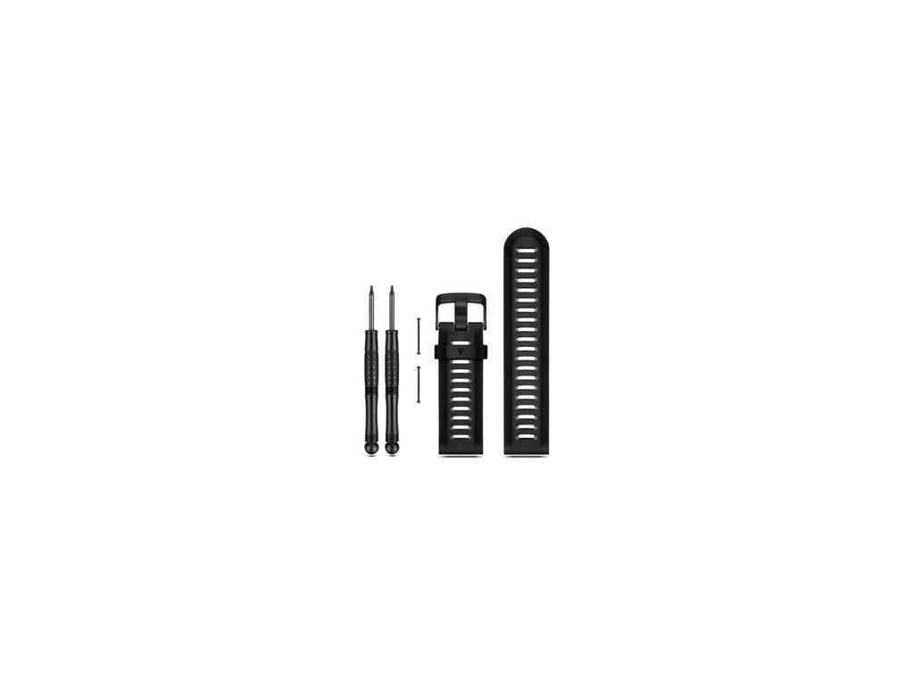 Garmin řemínek pro fenix3 (fenix/fenix2/tactix/quatix/D2), černý