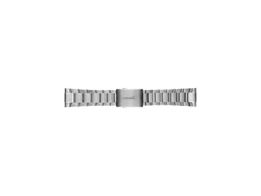 Garmin řemínek pro fenix3 (fenix/fenix2/tactix/quatix/D2), titanový, světlý