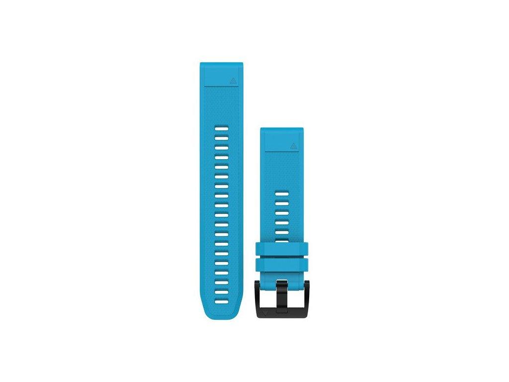 Garmin řemínek pro fenix5/Quatix5/Forerunner 935 - QuickFit 22, světle modrý