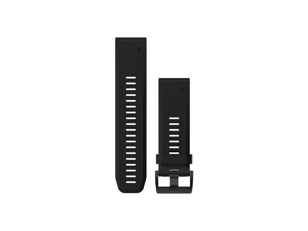 Garmin řemínek pro fenix5X - QuickFit 26, černý