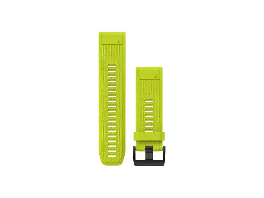 Garmin řemínek pro fenix5X - QuickFit 26, žlutý