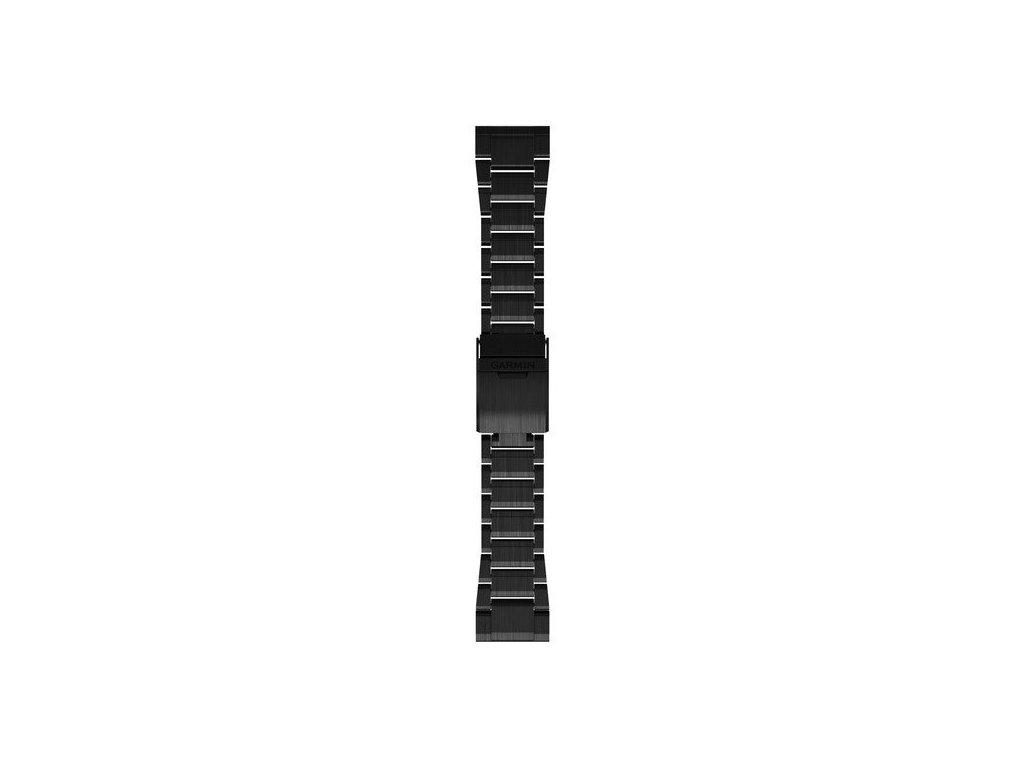 Garmin řemínek pro Descent Mk1 - QuickFit 26, titanový DLC