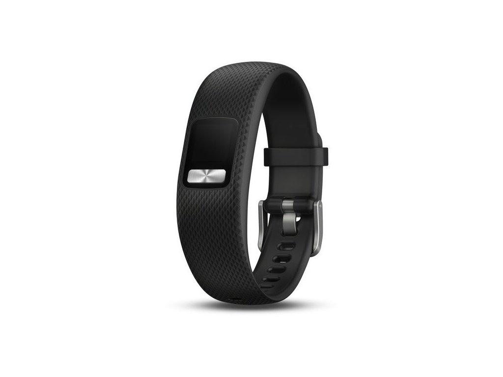 Garmin řemínek pro vivofit4 Black, S/M