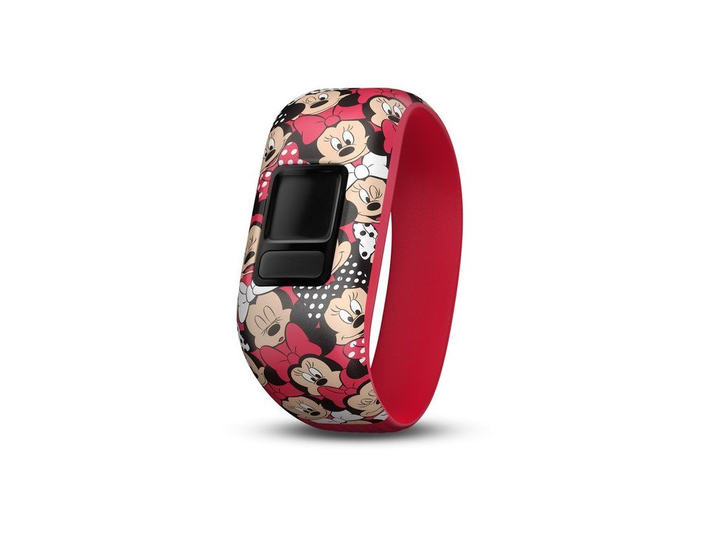 Garmin řemínek pro vivofit junior2, Minnie Mouse (Stretch)