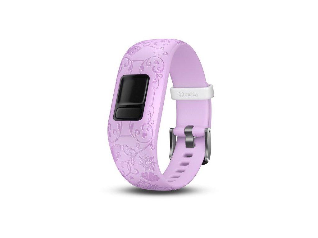 Garmin řemínek pro vivofit junior2, Disney Princess Purple
