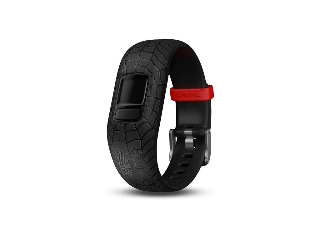 Garmin řemínek pro vivofit junior2, Spider-Man Black