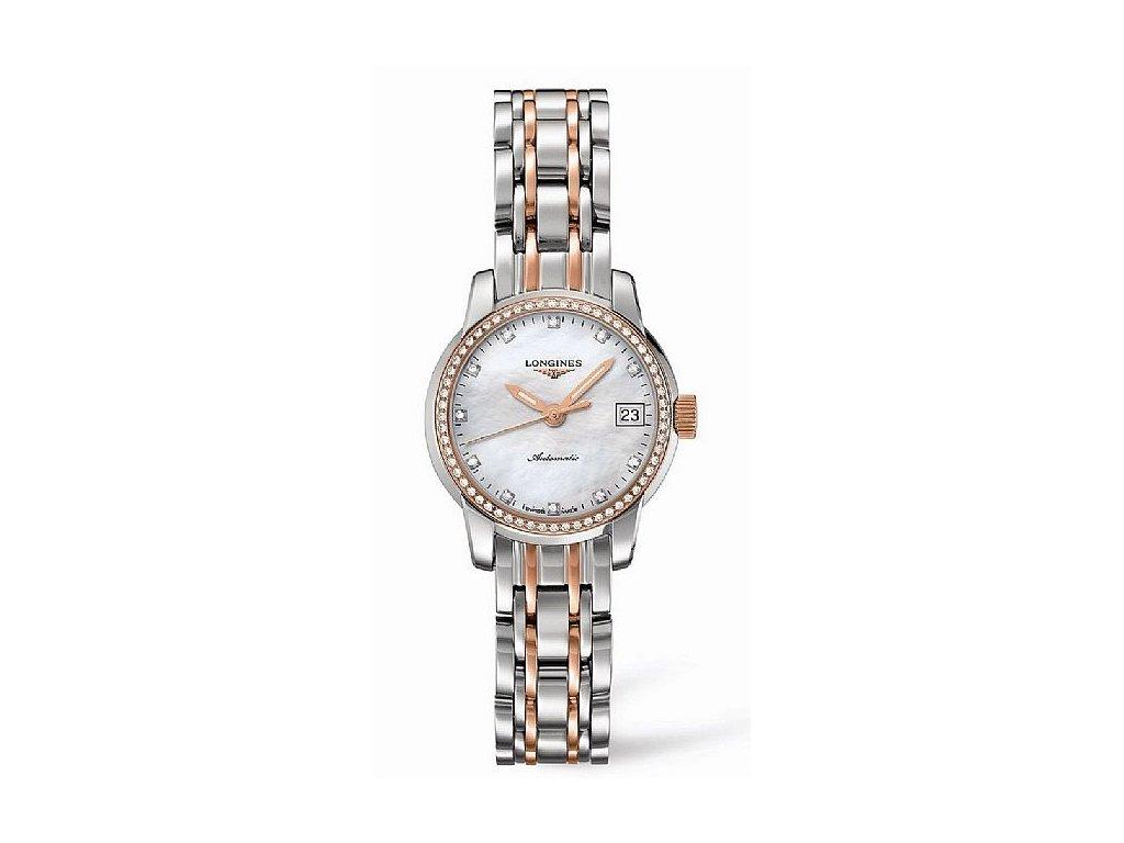 Longines Saint-Imier Collection L2.263.5.87.7  + natahovač na hodinky