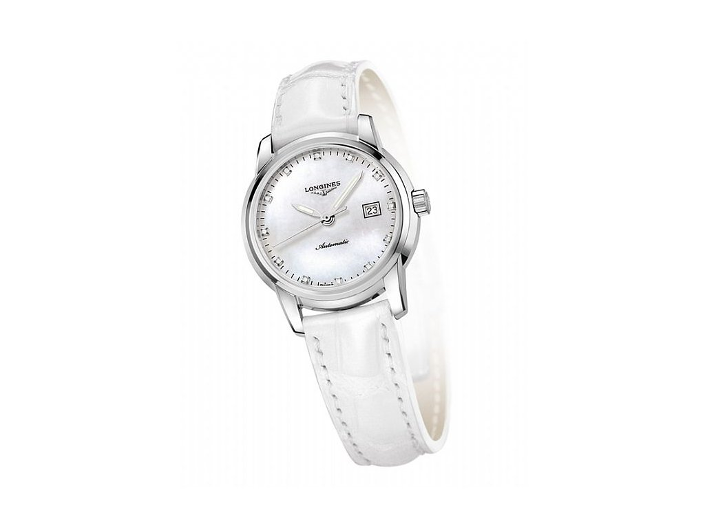 Longines Saint-Imier Collection L2.563.4.87.2  + natahovač na hodinky