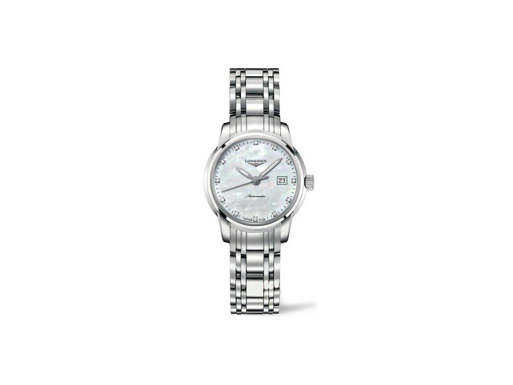 Longines Saint-Imier Collection L2.563.4.87.6  + prodloužená záruka 5 let + pojištení na rok + natahovač na hodinky ZDARMA