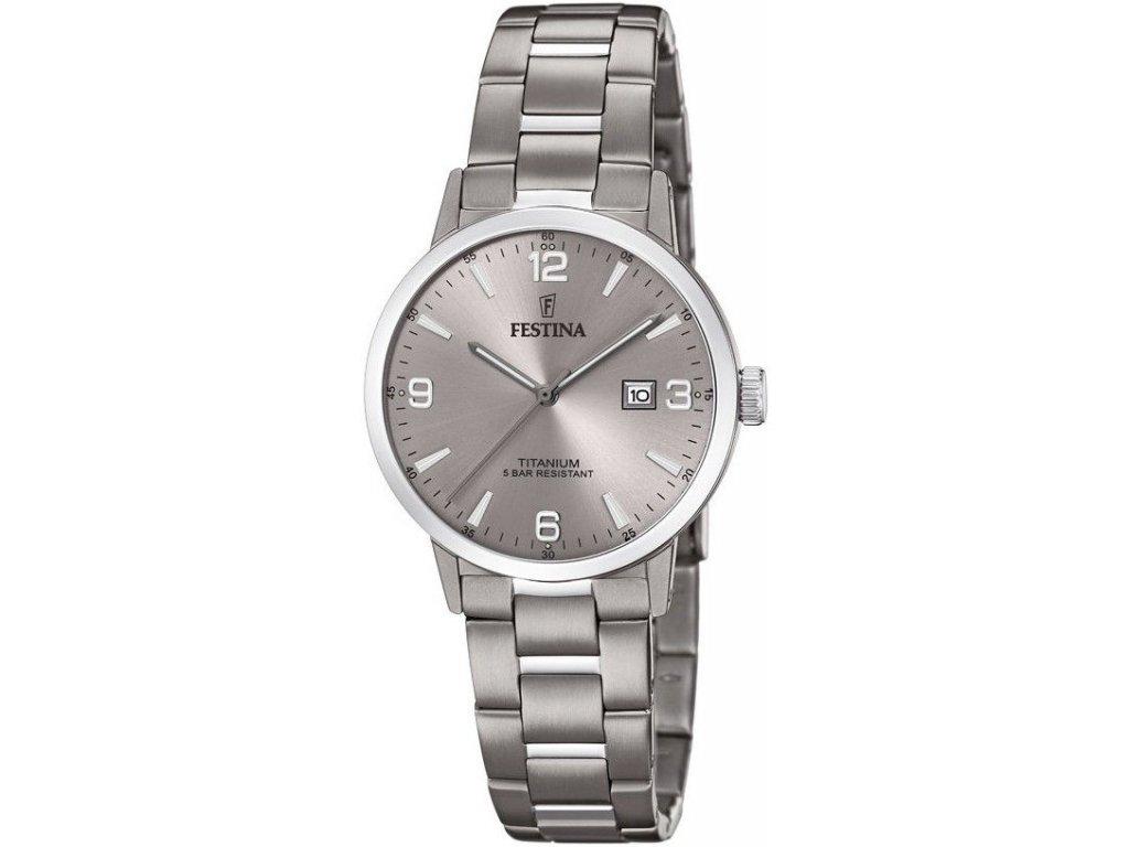 festina titanium date 20436 2 181071 197033