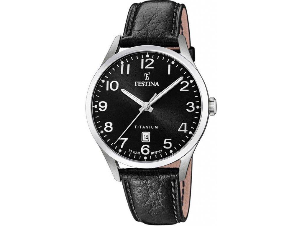 festina titanium date 20467 3 183692 202676