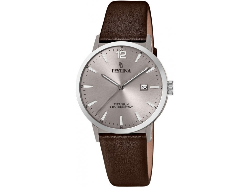 festina titanium date 20471 2 183700 202700