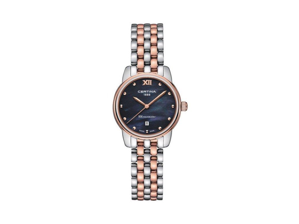 certina ds 8 lady quartz precidrive cosc chronometer c0330512212800 182784 202728