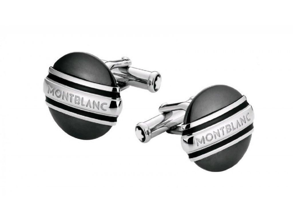 Manžetové knoflíčky Montblanc 102982  + dárkový poukaz v hodnotě 500Kč
