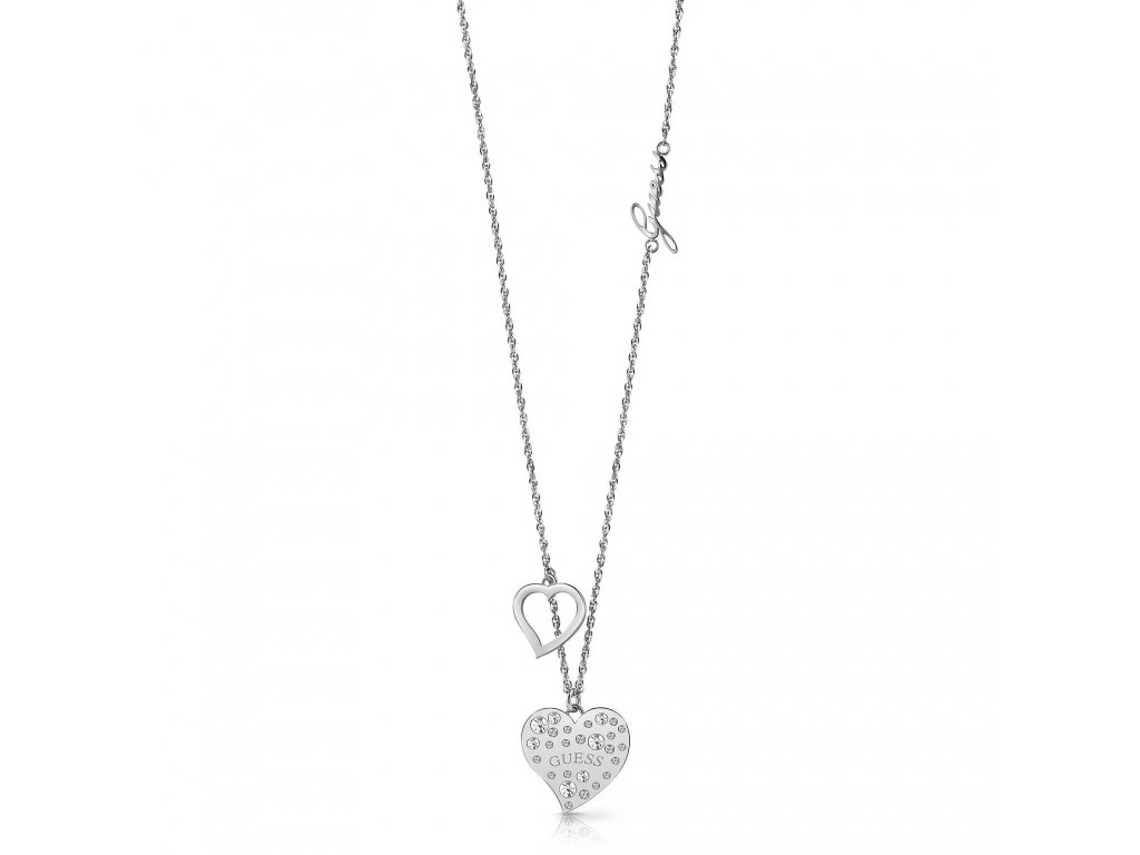 necklace woman jewellery guess ubn78066 309360 zoom