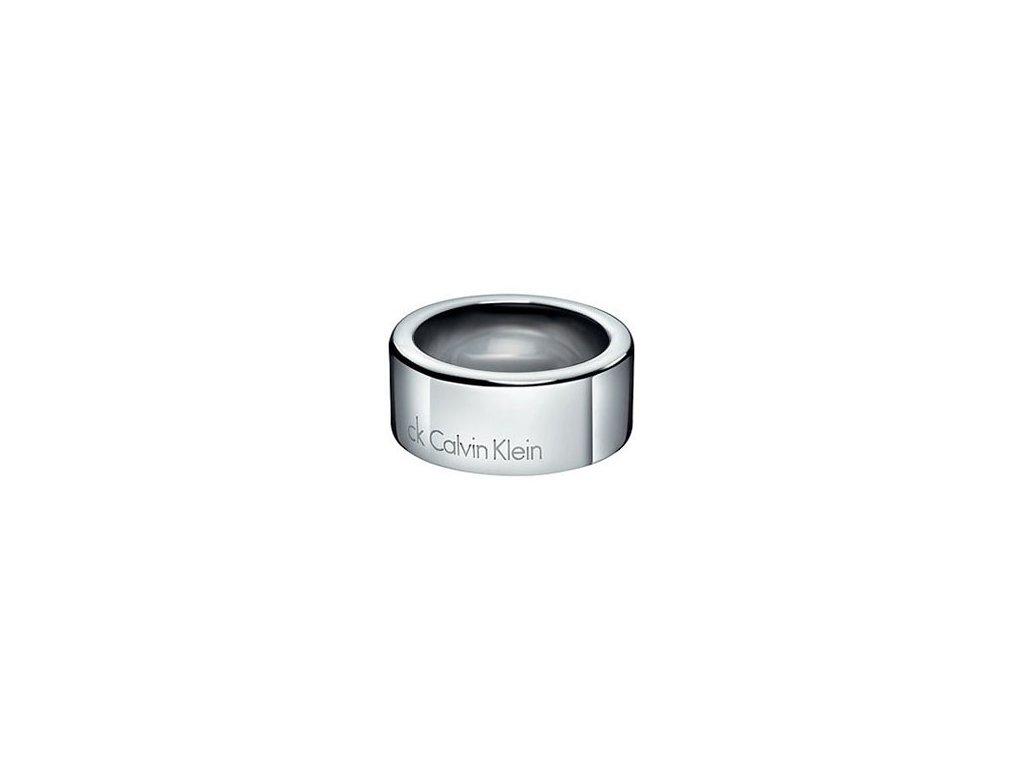 Prsten Calvin Klein Hook KJ06BR0101