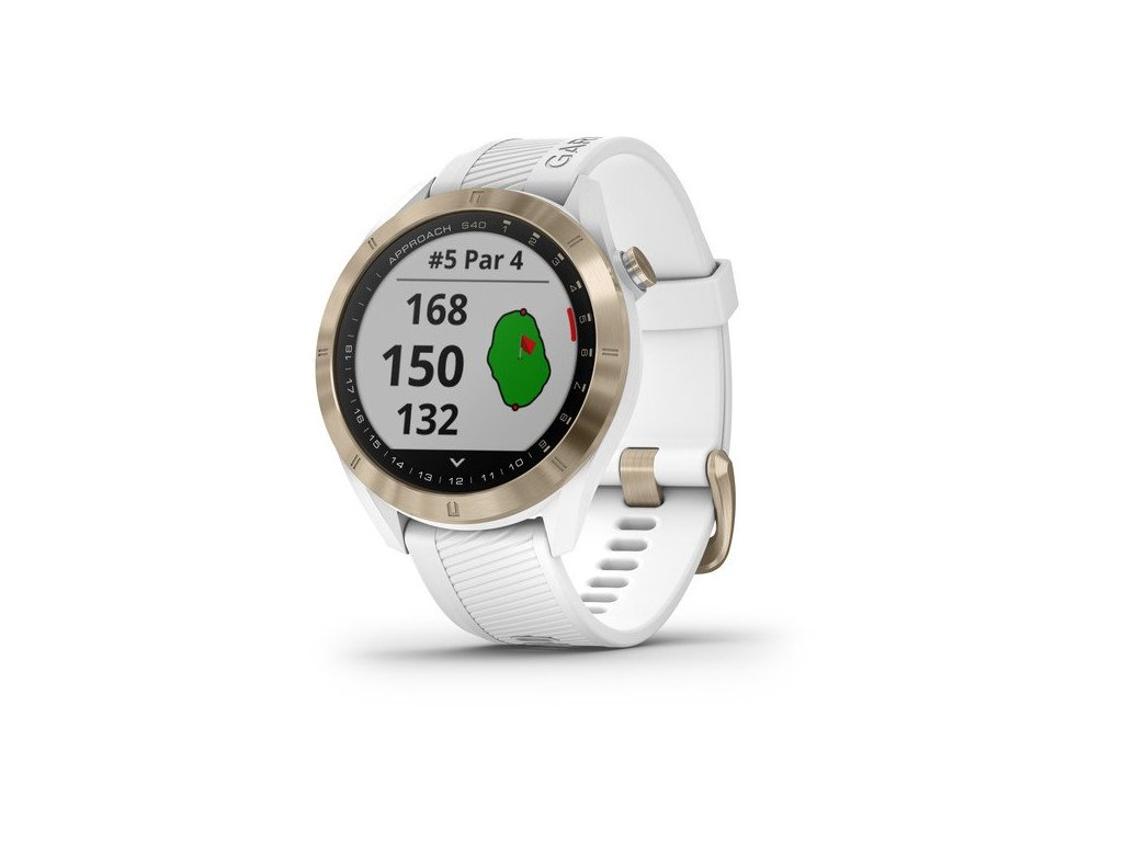 Garmin Approach S40 White