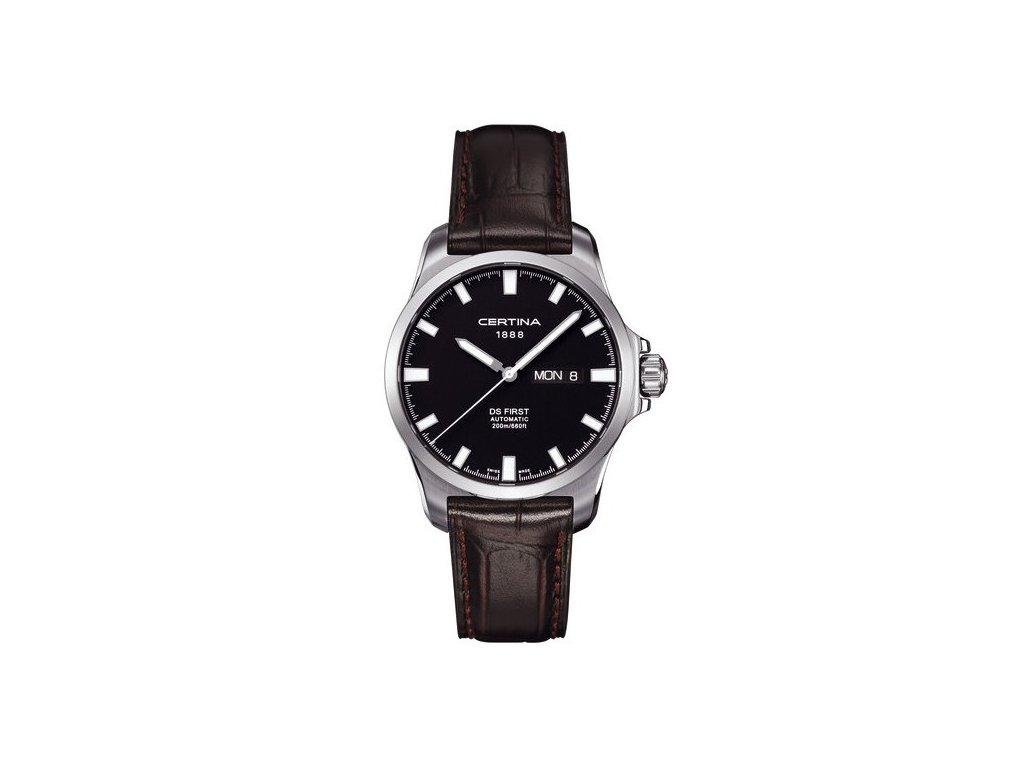 Certina DS First Day Date C014.407.16.051.00 - HELVETIA hodinky šperky a8edb7a0d8
