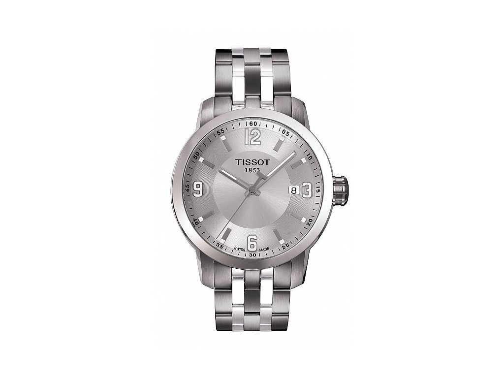 4b383ca3154 Tissot PRC 200 T055.410.11.037.00 - HELVETIA hodinky šperky