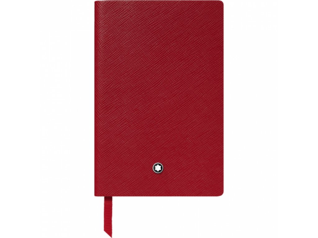 Notes Montblanc 118039 Red