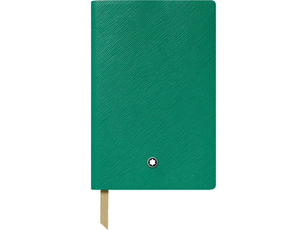 91013 notes montblanc emerald green 117866