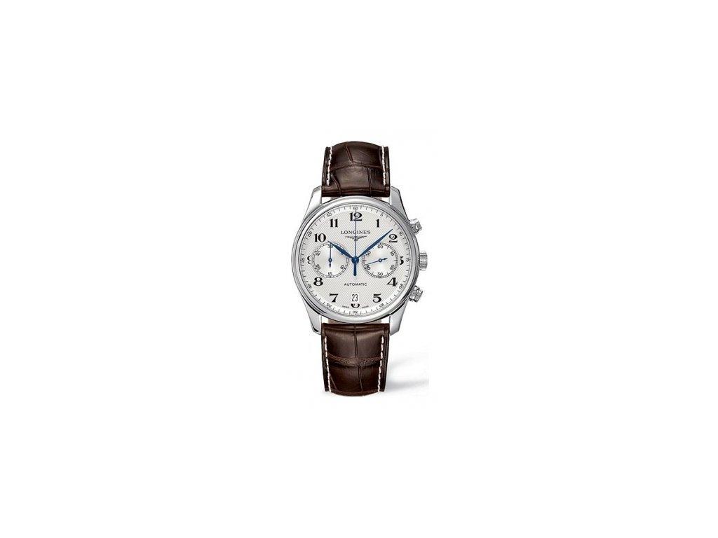 Longines L2.629.4.78.5  + prodloužená záruka 5 let + pojištení na rok + natahovač na hodinky ZDARMA