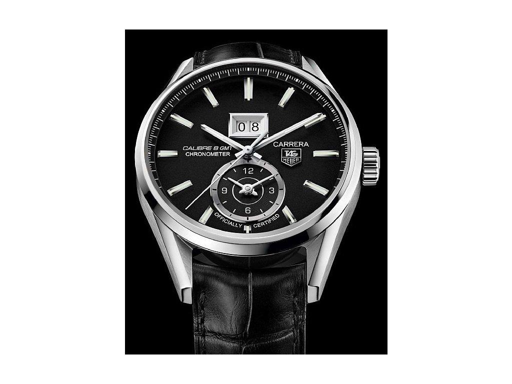 3e7d911cdbb FC6266 + natahovač na hodinky. Pánské hodinky TAG Heuer Carrera  WAR5010.FC6266 jsou luxusní automatické hodinky s certifikátem COSC  zaručujícím vyšší ...