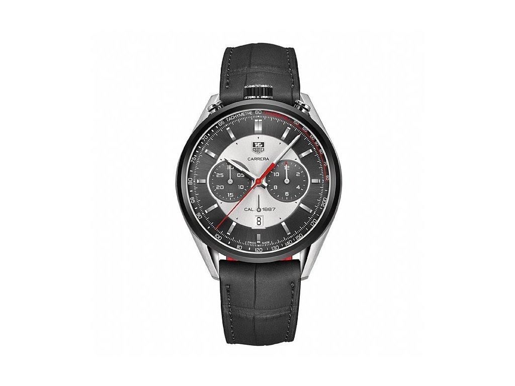 TAG Heuer Carrera Jack Heuer CAR2C11.FC6327  +  natahovač na hodinky ZDARMA
