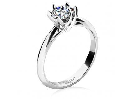 Zlatý dámský prsten Lucille 6864240  + možnost výměny do 90 dní