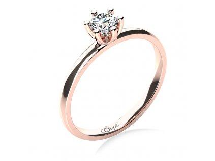 Zlatý dámský prsten Zoel 6864117