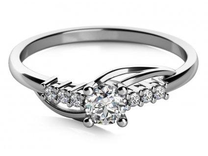 Zlatý dámský prsten Andros 6860640  + možnost výměny do 90 dní