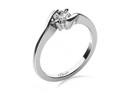 Zlatý dámský prsten Tanya 6864055  + možnost výměny do 90 dní