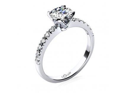 Zlatý dámský prsten Sally 6864351  + možnost výměny do 90 dní