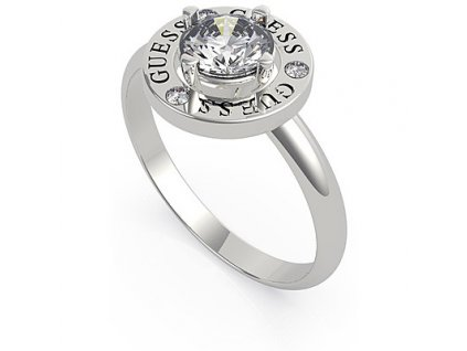 ring woman jewellery guess ubr20046 52 420049