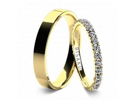 snubni prsteny EternityM