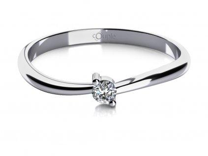 Zlatý dámský prsten Lora 6860653