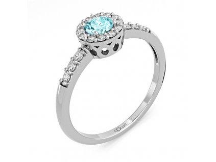 Zlatý dámský prsten Sari 6660270