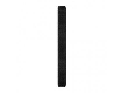 Řemínek Garmin pro Enduro - UltraFit 26, nylonový, černý, na suchý zip