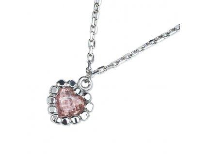 Zlatý dámský náhrdelník Leslie 1491381-0-45-85  + možnost výměny do 90 dní