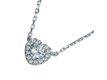 Zlatý dámský náhrdelník Megan 1491085-0-45-1  + možnost výměny do 90 dní