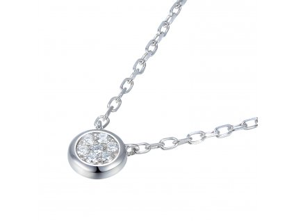 Zlatý dámský náhrdelník Maila 3890081-0-45-99  + možnost výměny do 90 dní