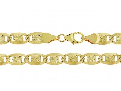 Zlatý řetízek 3040489-0-40-0  + možnost výměny do 90 dní