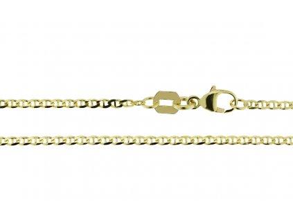 Zlatý řetízek 2840037-0-55-0  + možnost výměny do 90 dní