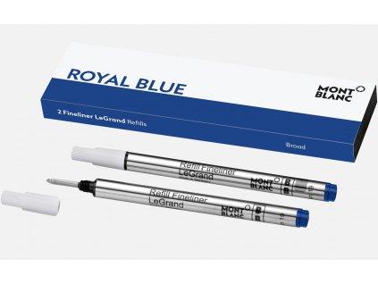 Náplň Montblanc pro Fineliner 128251 B Royal Blue