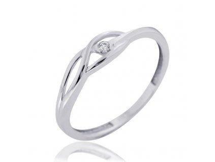 Zlatý dámský prsten Rhonda 4565045  + možnost výměny do 90 dní