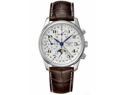 Longines Master Collection L2.773.4.78.3  + prodloužená záruka 5 let+ možnost výměny do 90 dní + pojištení na rok + natahovač na hodinky ZDARMA