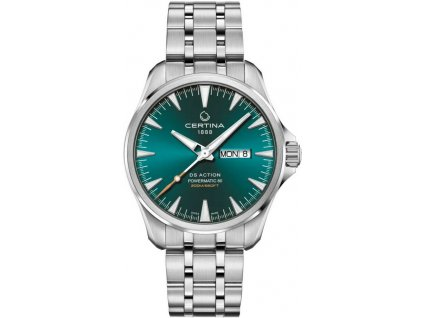 certina ds action automatic day date c0324301109100 213052 255497