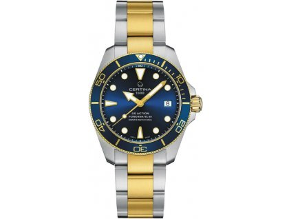 certina ds action automatic powermatic 80 c0328072204110 sea turtle conservancy special edition 212333 255481