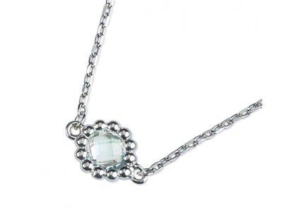 Zlatý dámský náhrdelník Leslie 1491368-0-45-85  + možnost výměny do 90 dní