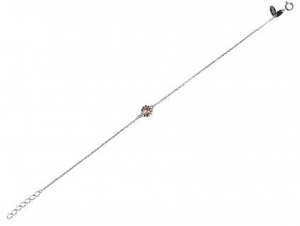 Zlatý náramek Leslie II 1491381  + možnost výměny do 90 dní